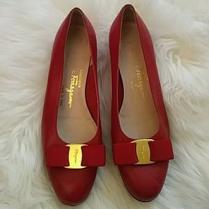 Salvatove Ferragamo heels